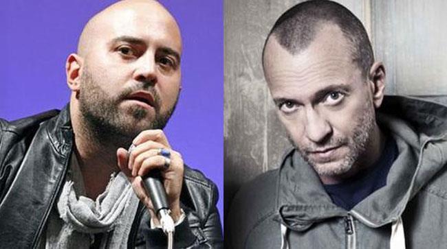 Giuliano Sangiorgi e Biagio Antonacci