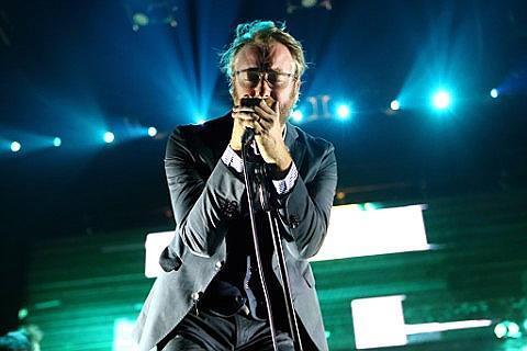Matt Berninger, cantante The National
