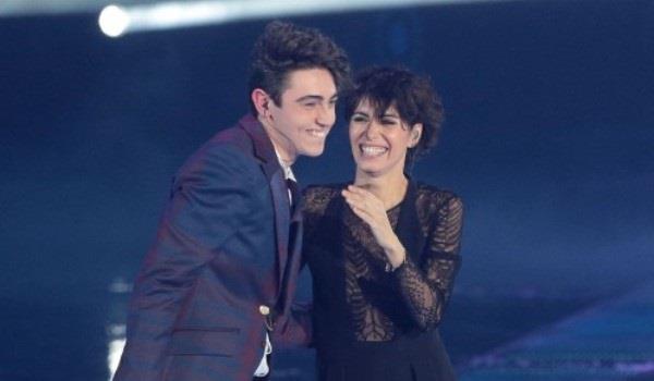 Giorgia e Michele a X Factor cantano Gocce di memoria