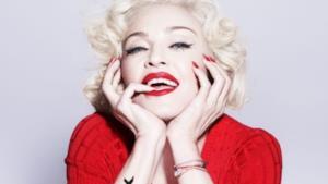 Cover dell'album Rebel Heart di Madonna
