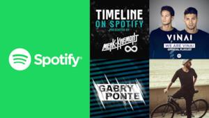 Spotify: il colosso dello streaming