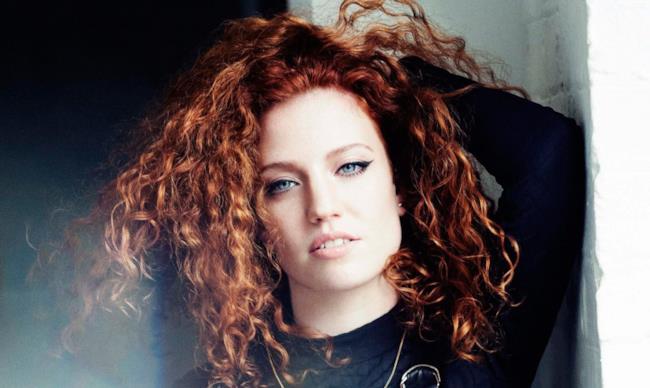 La cantante britannica Jess Glynne