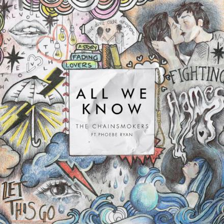 All We Know (feat. Phoebe Ryan) - Single