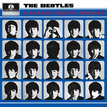 A Hard Day's Night (U.S.) [Original Motion Picture Soundtrack]