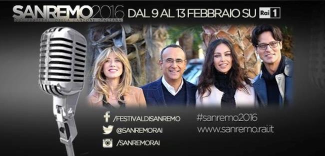 Festival di Sanremo 2016 - quarta serata