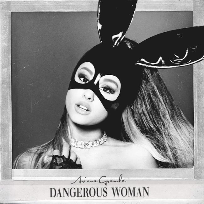 Dangerous Woman Ariana Grande 2016