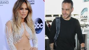Liam Payne e Jennifer Lopez