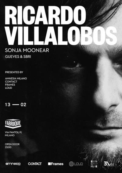 Ricardo Villalobos si divide tra  Muretto e Fabrique
