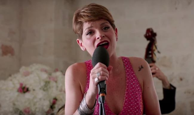 Alessandra Amoroso nel trailer del film Io che amo solo te