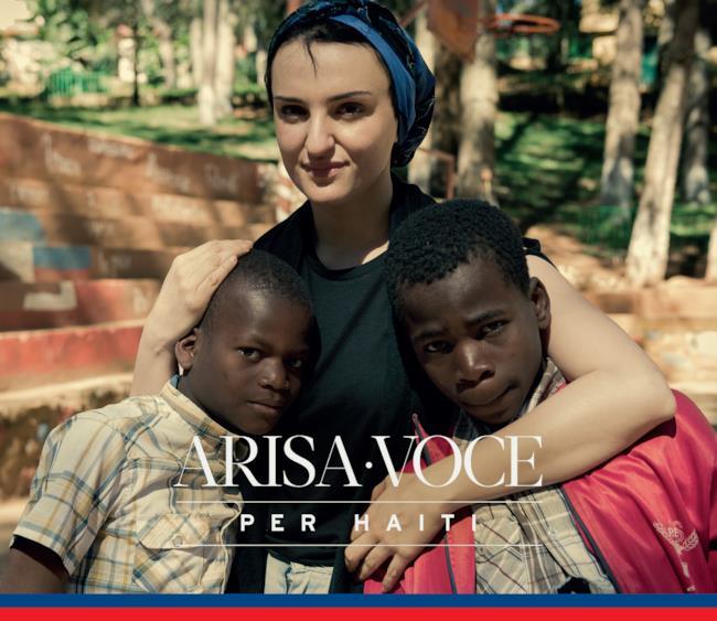 VOCE per HAITI cover ARISA