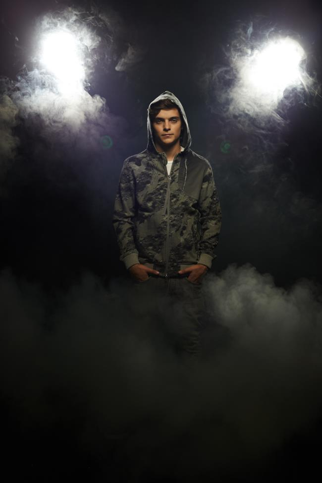 dj MARTIN GARRIX the ride MTV