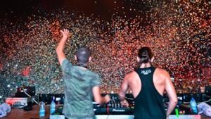 Dimitri Vegas & Like Mike, Parco Gondar 2014