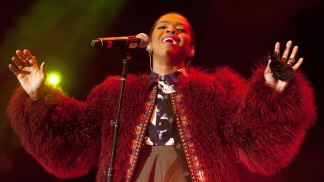 Lauryn Hill, l'ex cantante dei Fugees