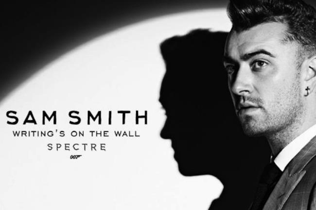 Sam Smith in versione James Bond