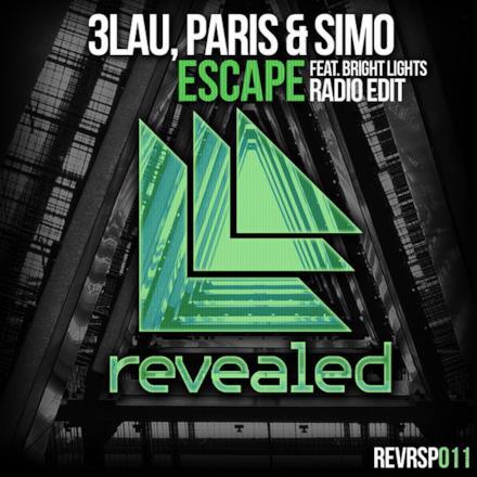 Escape (feat. Bright Lights) [Radio Edit] - Single