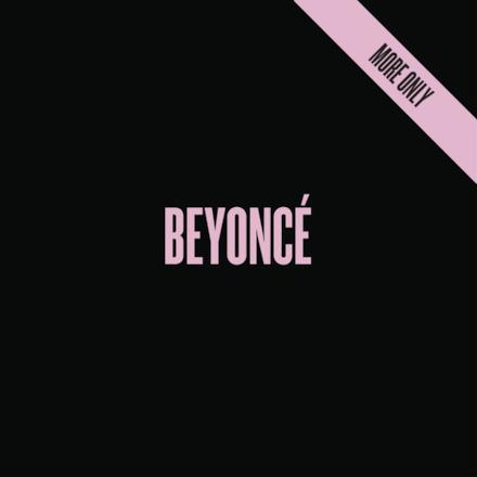BEYONCÉ [Platinum Edition] (More) - EP