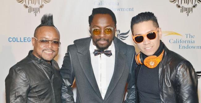 I Black Eyed Peas senza Fergie
