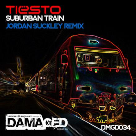 Suburban Train (Jordan Suckley Remix Edit) - Single
