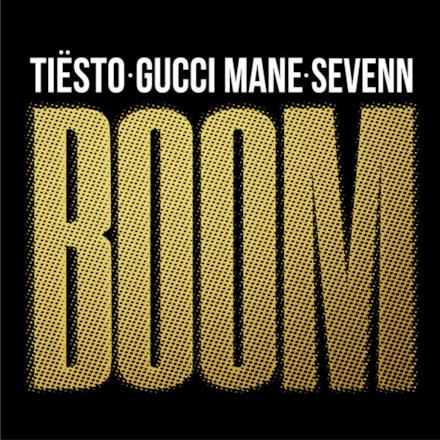 BOOM (feat. Gucci Mane) - Single