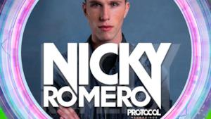 Immagino Nicky Romero a Nameless Music Festival 2016