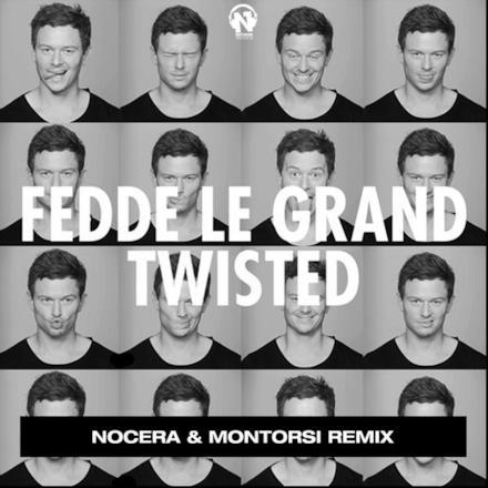 Twisted (Nocera & Montorsi Remix) - Single