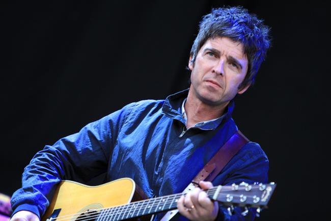 Noel Gallagher dal vivo