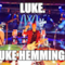 Luke. luke hemmings