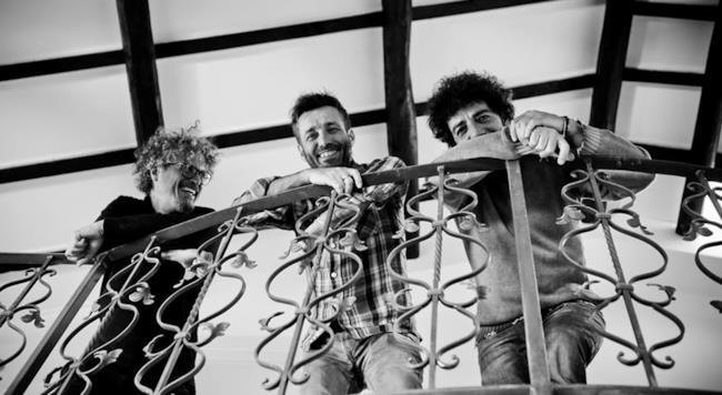 Niccolò Fabi, Daniele Silvestri e Max Gazzè insieme