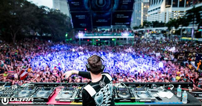 Don Diablo @ Ultra Music Festival 2016