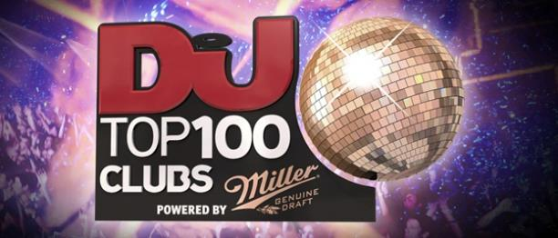 DJ Mag Top 100 Clubs 2014