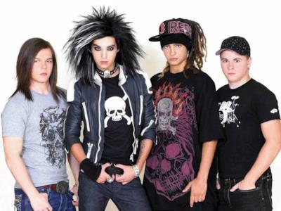 I Tokio Hotel nel 2005
