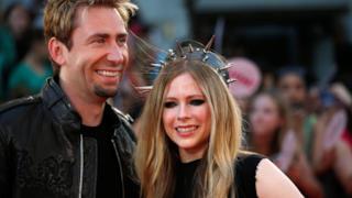 Chad Kroeger ed Avril Lavigne