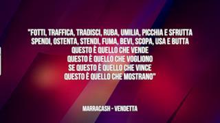 Marracash: le migliori frasi delle canzoni