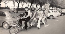 I Nomadi in bicicletta