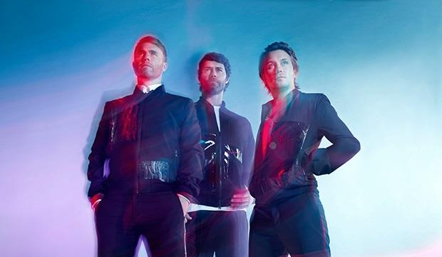 Take That: i tre membri rimasti Gary Barlow, Howard Donald e Mark Owen