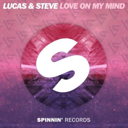 Love On My Mind - Single