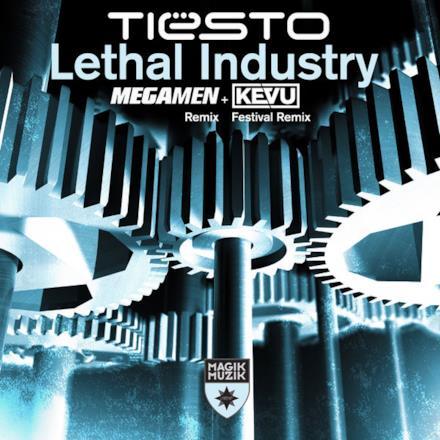 Lethal Industry (MegaMen Remix + KEVU Festival Remix) - Single