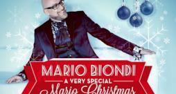 Mario Biondi, A VERY SPECIAL Mario Christmas copertina