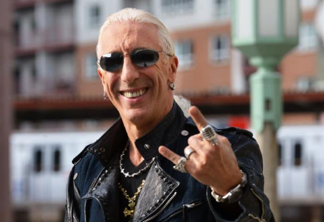 Dee Snider cantante dei Twisted Sister