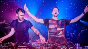 il duo The Chainsmokers