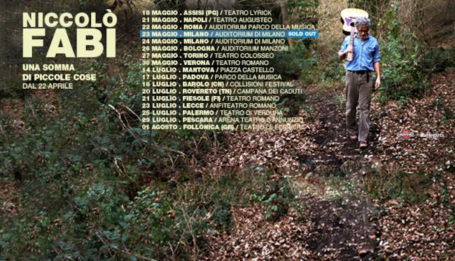 Fabi tour 2016