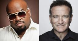 CeeLo Green e Robin Williams