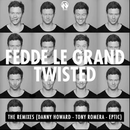 Twisted (The Remixes) - EP