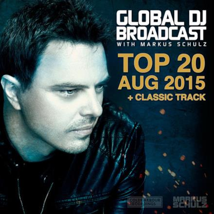 Global Dj Broadcast - Top 20 August 2015