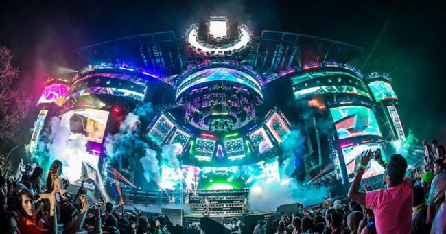 Ultra Music Festival 2015 Mainstage