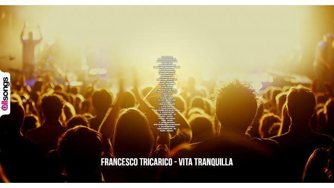 Francesco Tricarico: le migliori frasi dei testi delle canzoni