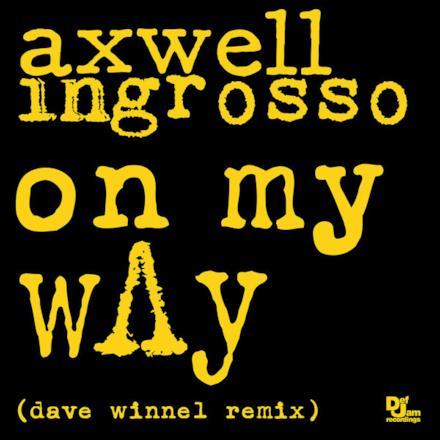 On My Way (Dave Winnel Remix) - Single