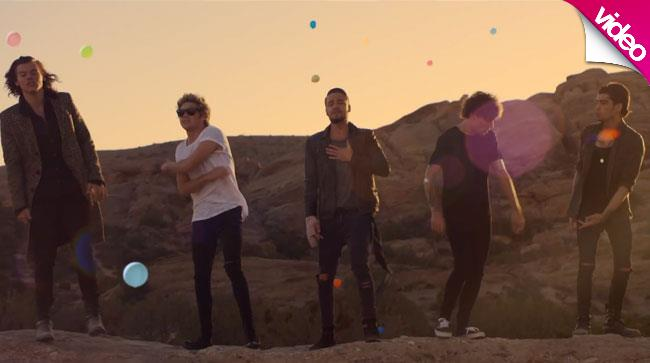 Una scena del video di Steal My Girl