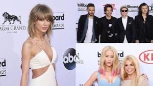 Billboard Music Awards 2015, ecco le popstar sul red carpet (gallery)