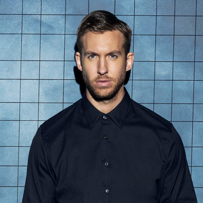 Il dj e producer Calvin Harris